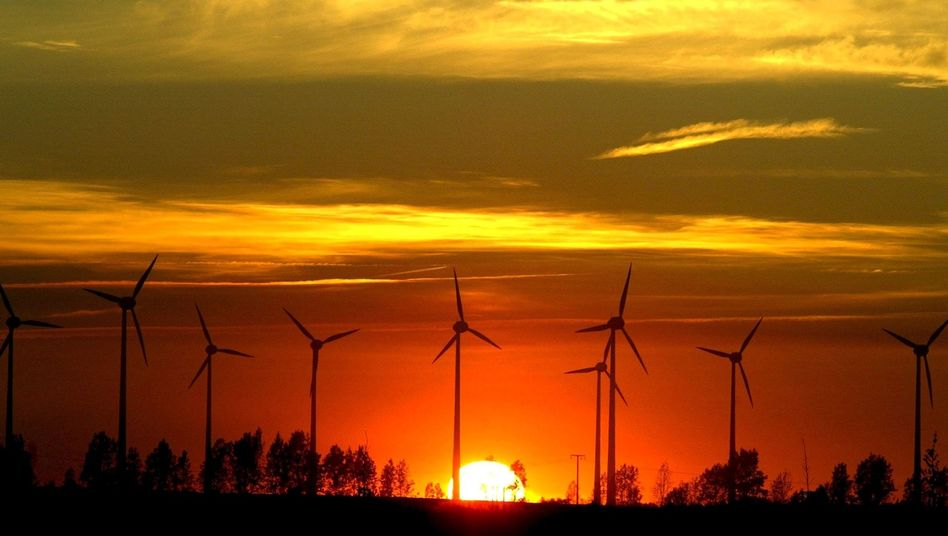 A recent report says Germany needs to use more alternative energies if it wants to reach its carbon emissions reduction targets.
