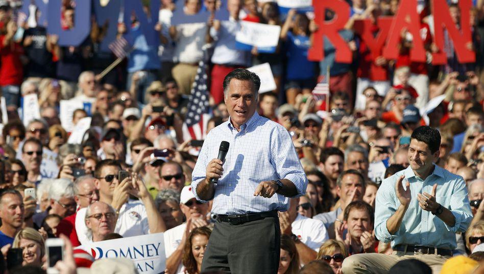 Mitt Romney wants to be a statesman, but will he have the support of his party?
