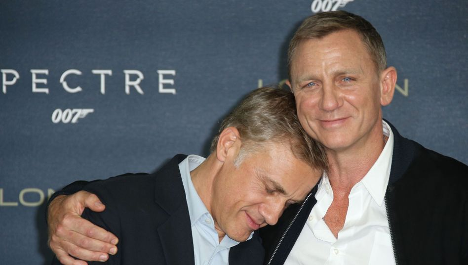 """Schauspieler Waltz, Craig: """"Wir haben uns durchaus besser kennengelernt, ja"""""""