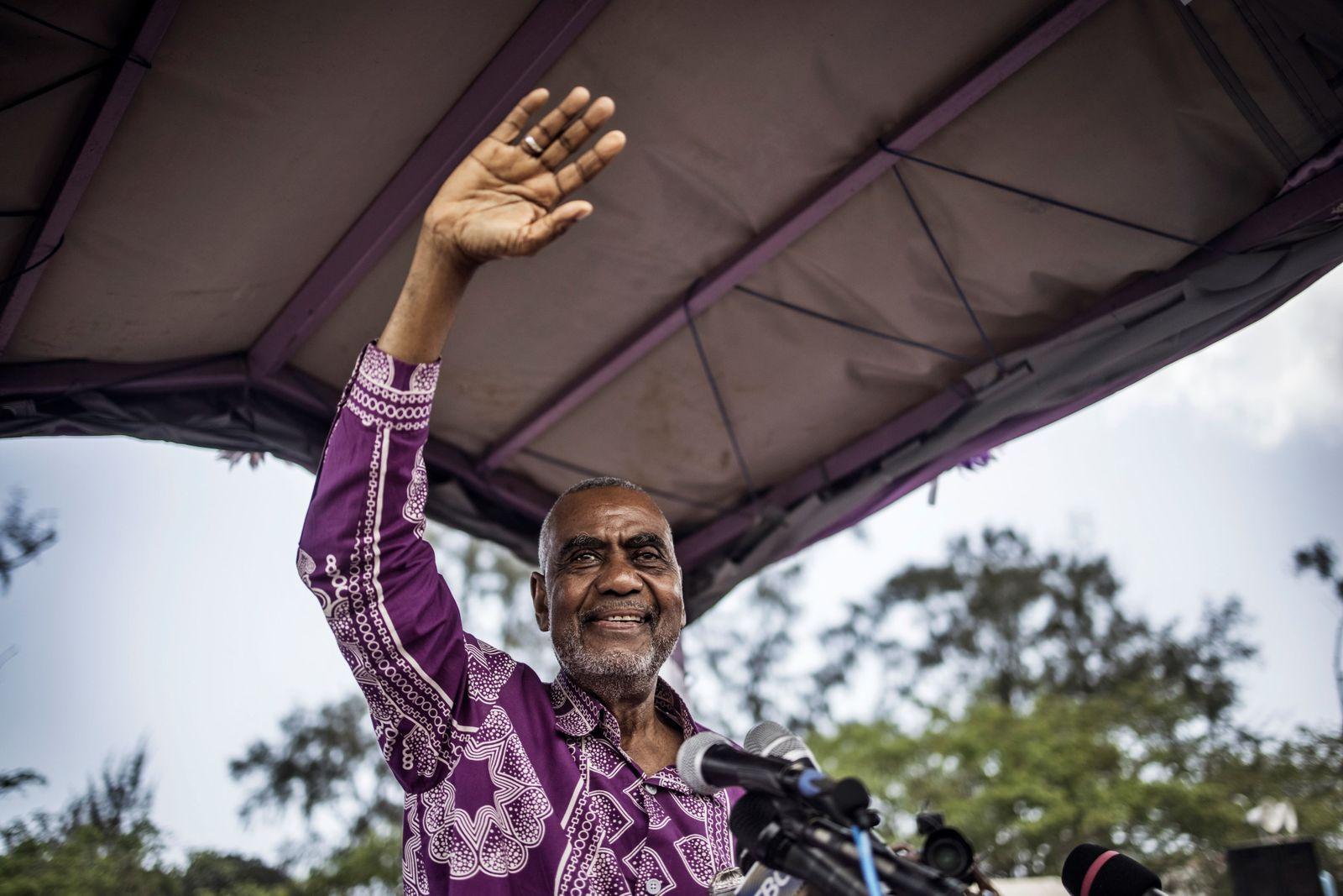 TANZANIA-ZANZIBAR-ELECTIONS-VOTE-POLITICS