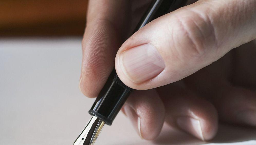 Von Beruf Liebesbriefschreiberin: Herr R., ich mag Sie