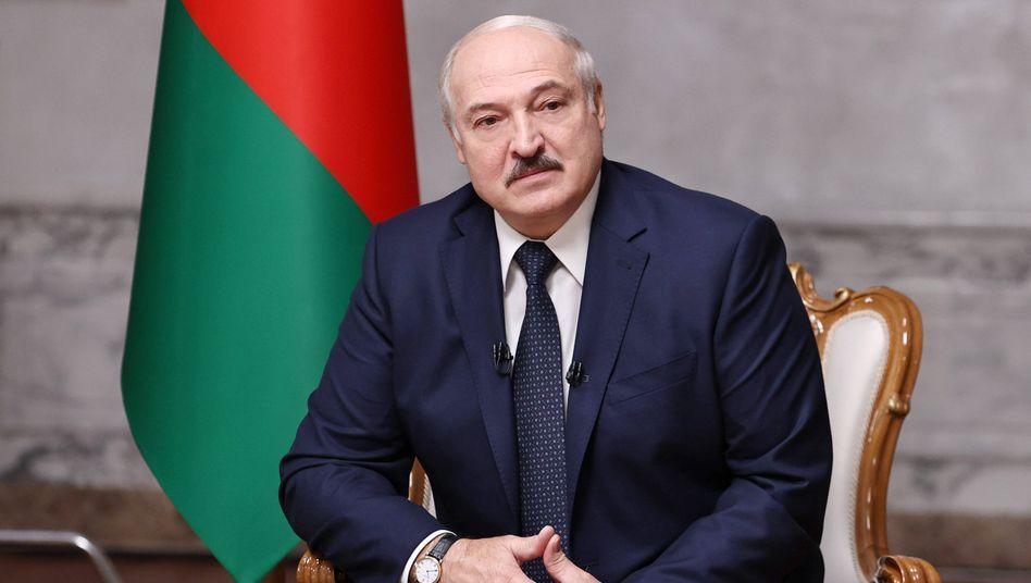 Seit vier Wochen protestieren Menschen in Belarus gegen eine weitere Amtszeit von Alexander Lukaschenko