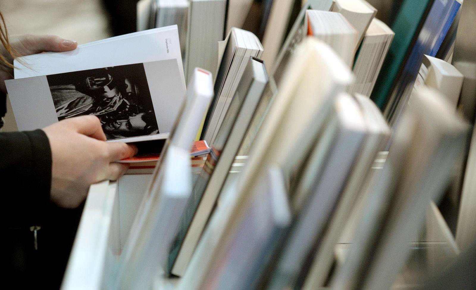 Literatur Buchmesse