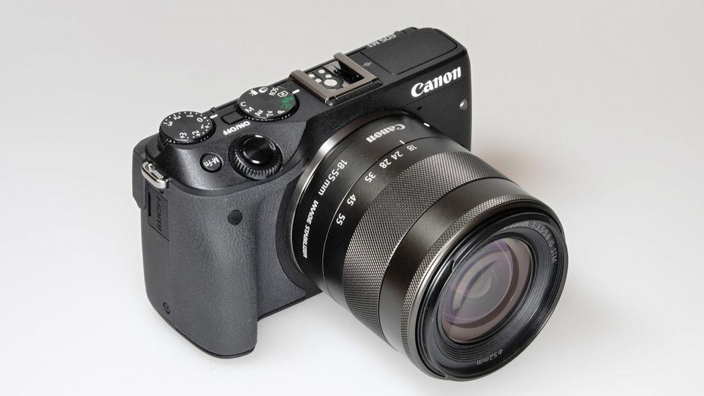 EOS M3 im Test: Die Spiegellose von Canon