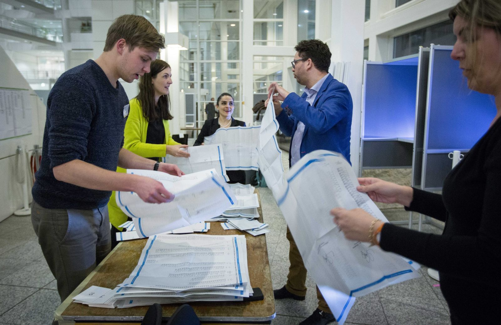 Niederlande/ Wahlen 2015