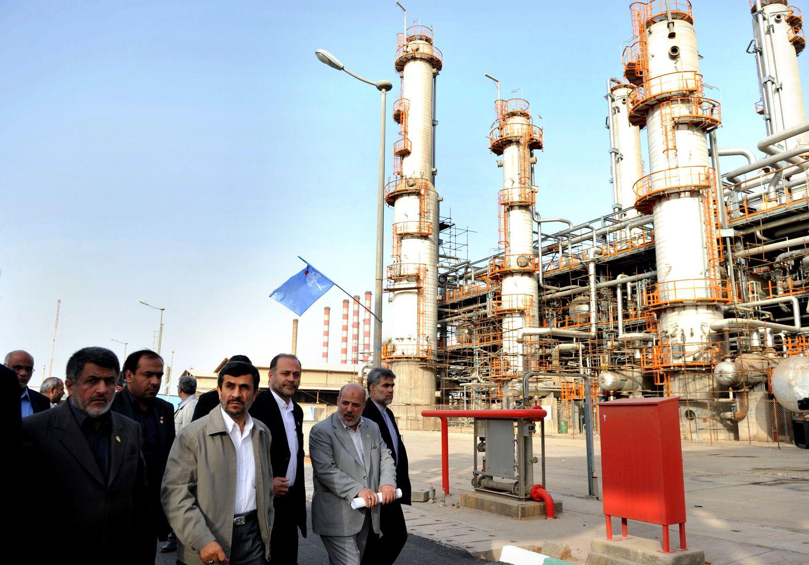 Iran / Ölembargo / Ahmadinedschad