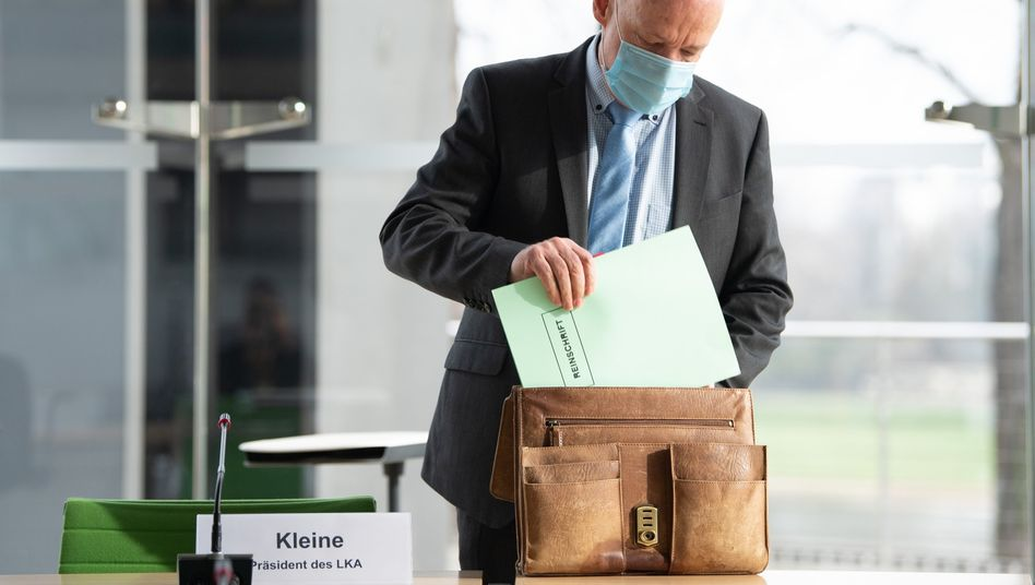 Sächsischer LKA-Chef Petric Kleine: »Ich schäme mich für das, was Beamte meines Amtes getan haben«