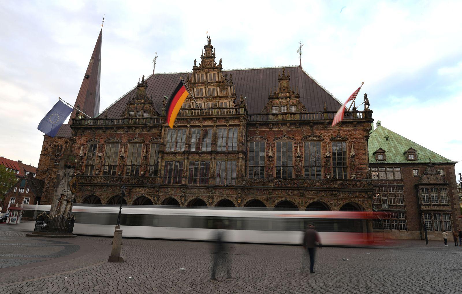 Bremen Quiz/ Rathaus