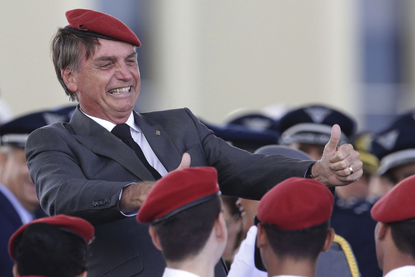 Brasilien/ Bolsonaro
