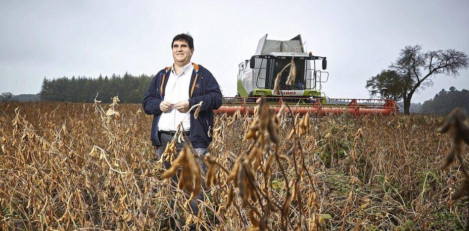 Unternehmer Hofreiter: Von der Ernte überrascht worden