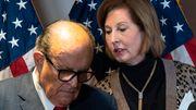 Ehemalige Trump-Anwältin auf 1,3 Milliarden Dollar Schadensersatz verklagt