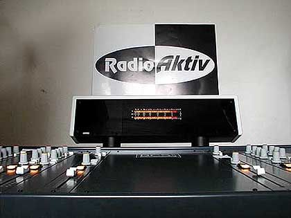 RadioAktiv hat es geschafft: ein eigenes Studio und eine eigene Frequenz