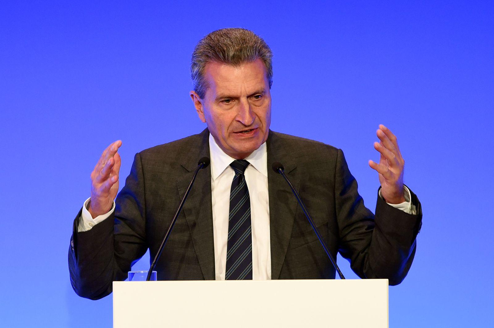 Kongress des Bundesverbandes Deutscher Zeitungsverleger