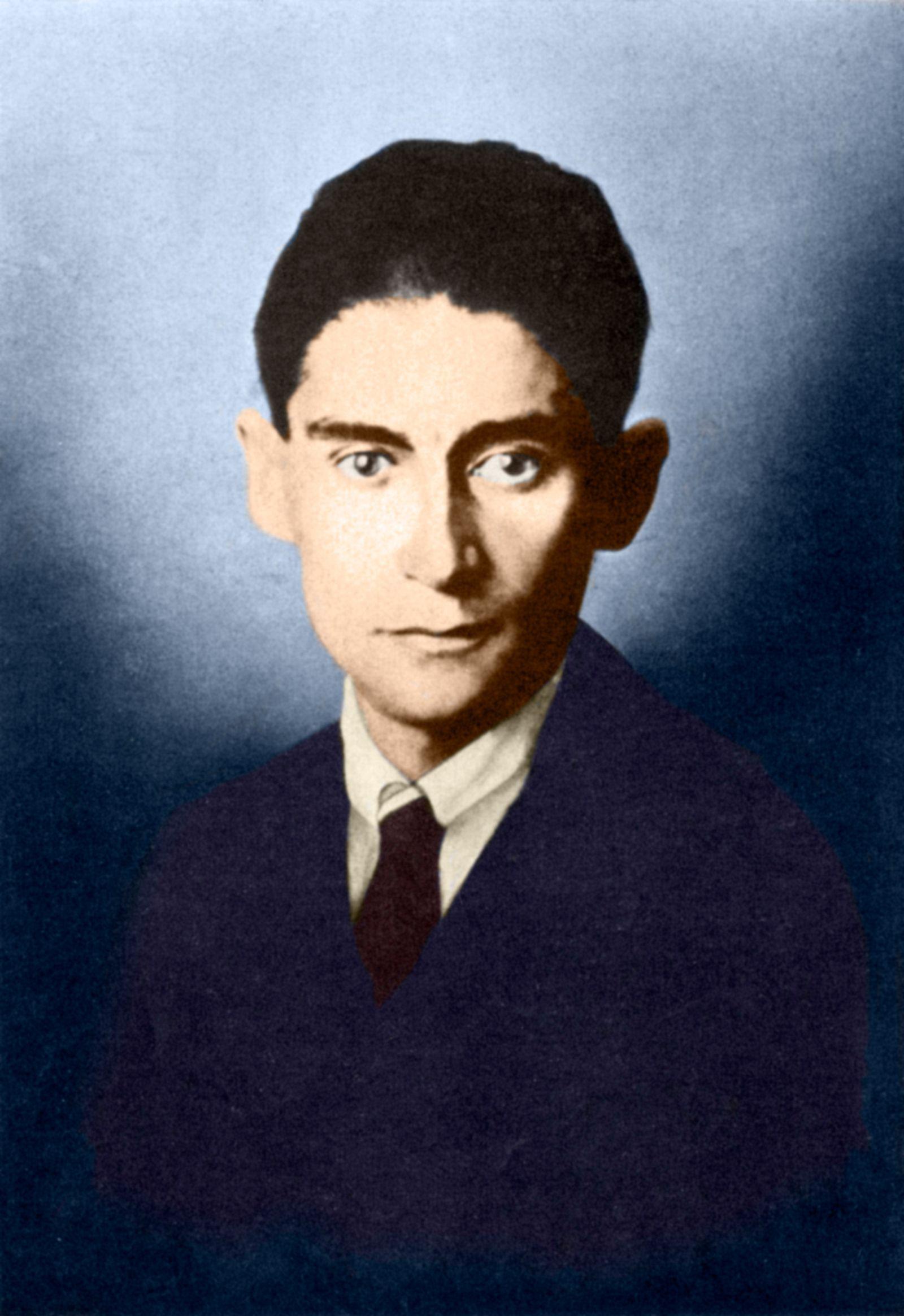 Reiner Stach/ Franz Kafka