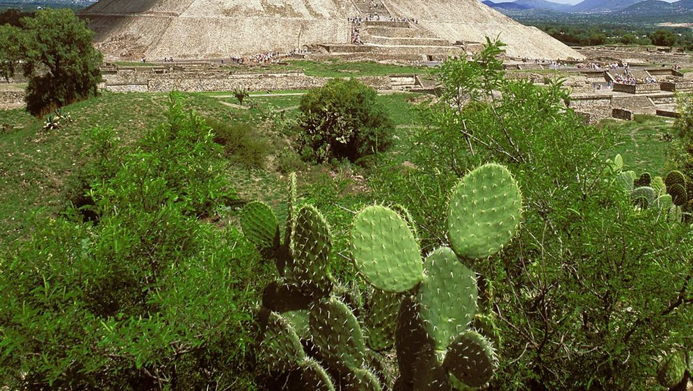 Mexiko: Pyramiden, Strände, Dschungel