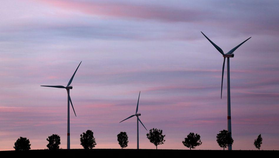 Windräder in Sachsen: Verfahrensbeginn war verschoben worden