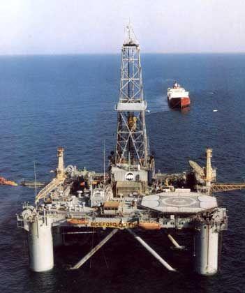 Norwegische Bohrinsel: Strategisch wichtige Milliardenindustrie