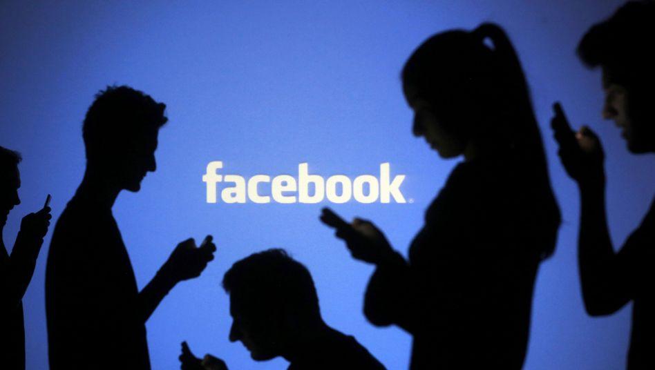 Facebook: Und, was machst du gerade?