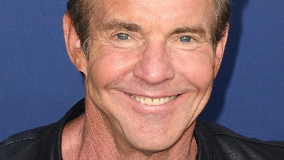 DennisQuaid: Heimliche Trauung in Santa Barbara