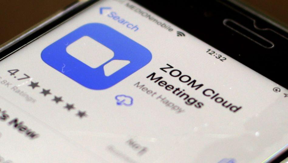 Die App Zoom ist einfach zu installieren, doch immer wieder gibt es Berichte über Sicherheitsbedenken