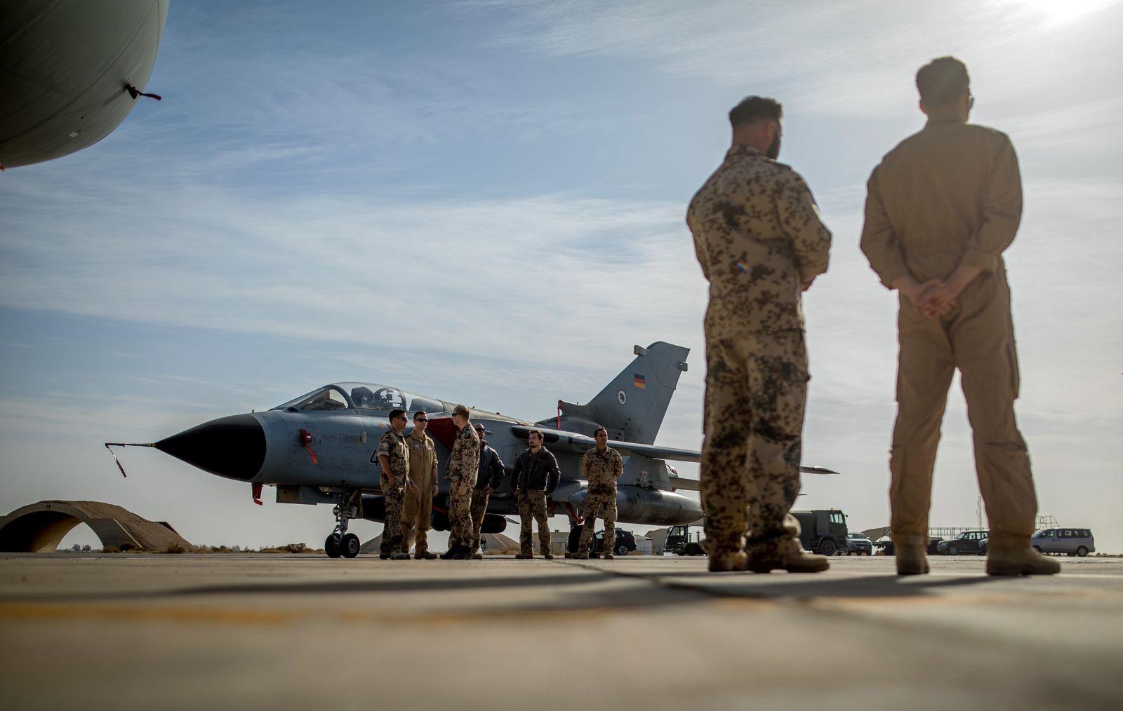 Bundeswehr in Jordanien/ Syrien
