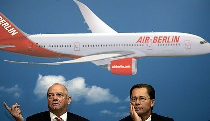Air Berlin head Joachim Hunold may have dodged a bullet when his planned takeover of Condor recently fell through.