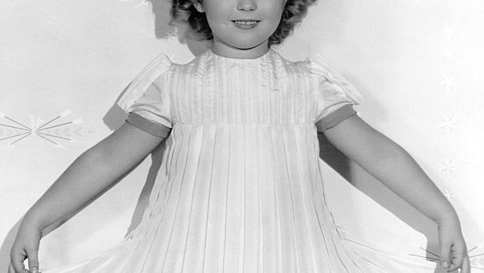 Shirley Temple gestorben: Mit Locken und Lächeln gegen die Depression