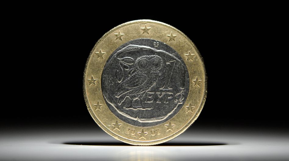 A report in SPIEGEL ONLINE on Friday that Greece may exit the euro zone has shaken Europe.