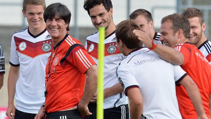Nationalmannschaft: Das ist Deutschlands WM-Kader