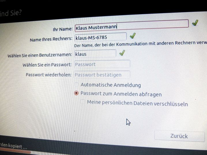 Passwort: In Linux-Systemen ein echtes Sicherheits-Feature!