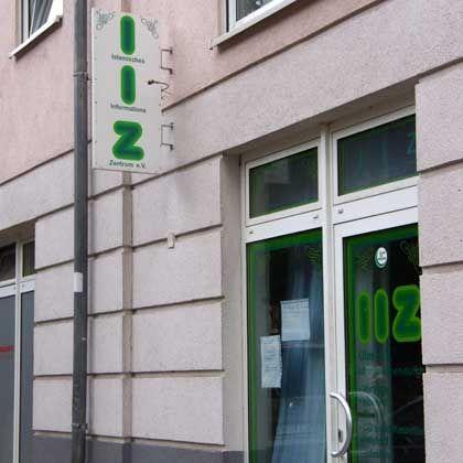Fassade des IIZ in Ulm: Die Regeln Gottes in der Politik