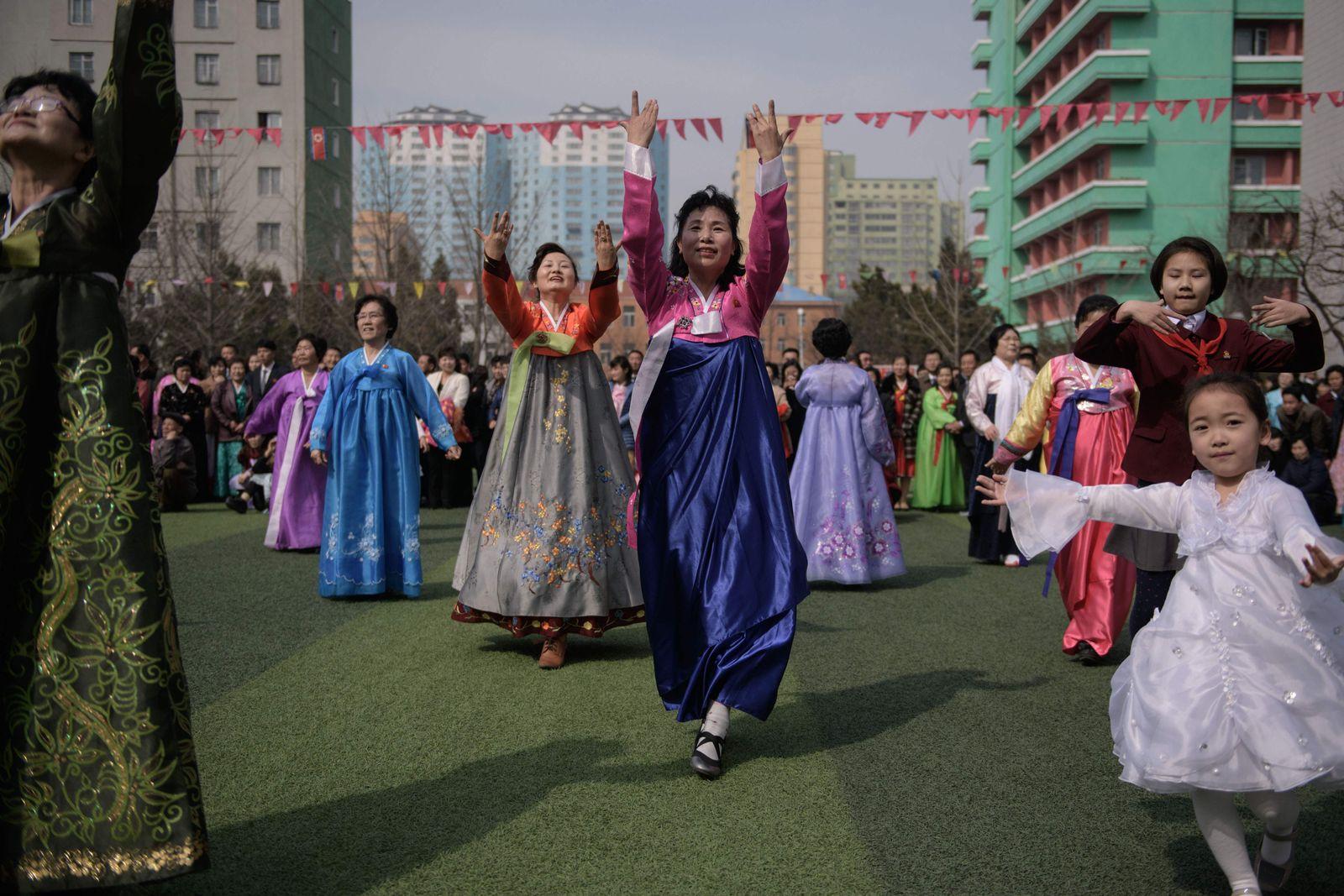 Nordkorea/ Wahlen