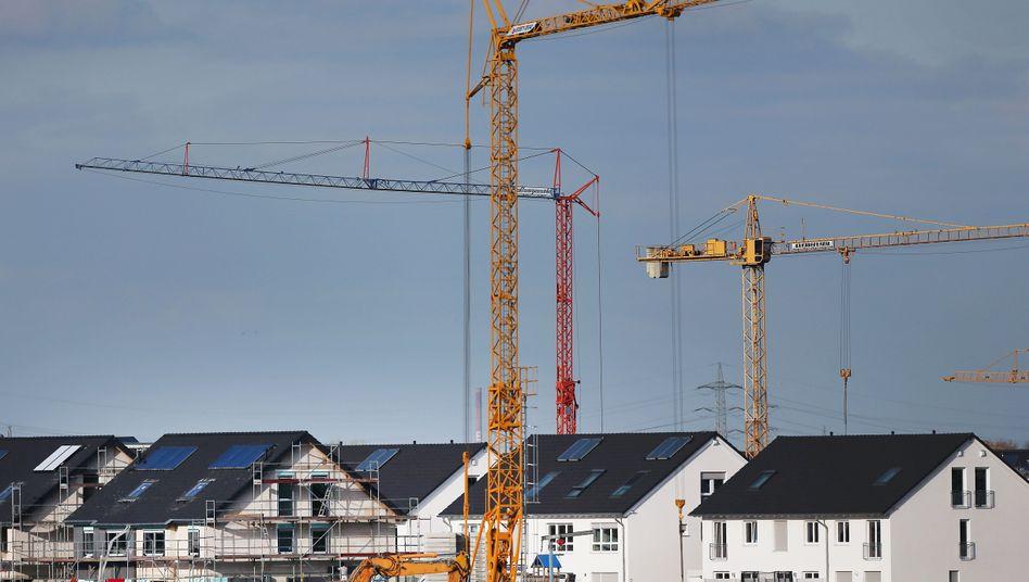 Neubausiedlung (in Köln): Immobilienlobby sieht keine Preisblasen