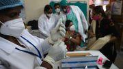 Indien beginnt mit massenhaften Corona-Impfungen
