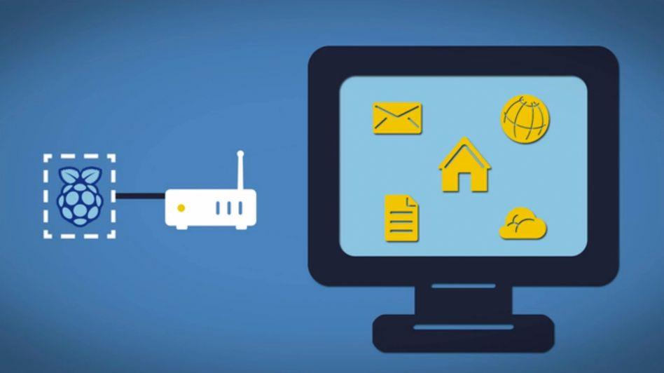 arkOS Werbevideo: Auch Kleincomputer werden zum Cloud-Server