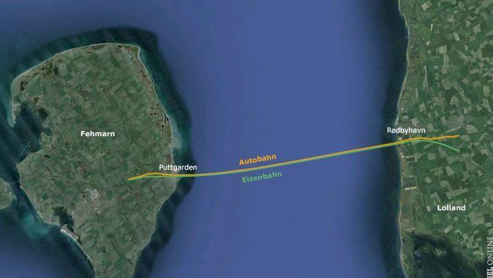 Feste Fehmarnbelt-Querung: Der Supertunnel