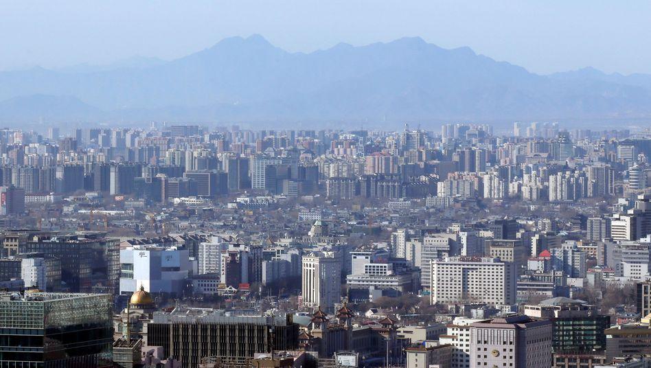 Peking: China verlangt viel Informationen von Reisenden