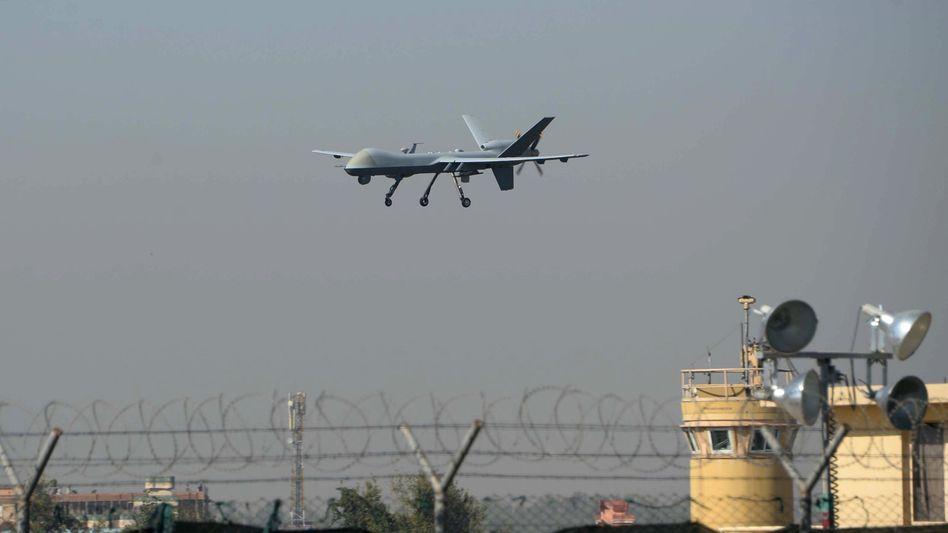 US-Drohne in Afghanistan: Einblick in einen vielkritisierten Krieg