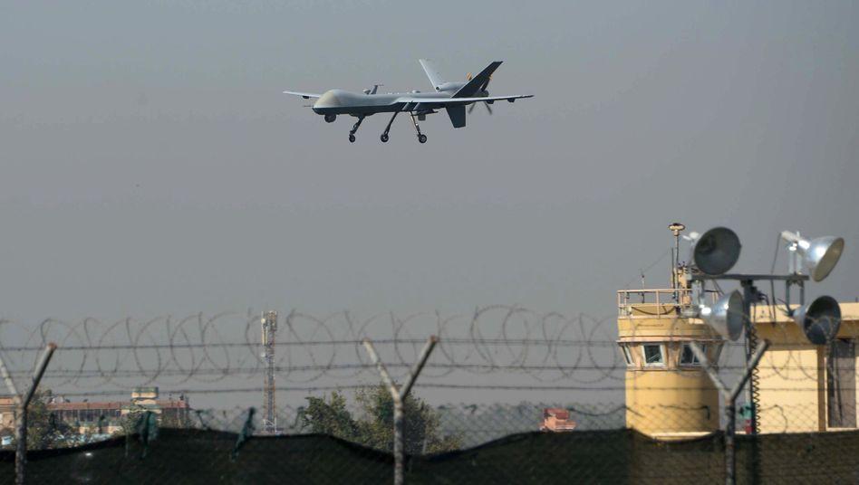 US-Drohne in Afghanistan: Kritik von Ex-Piloten