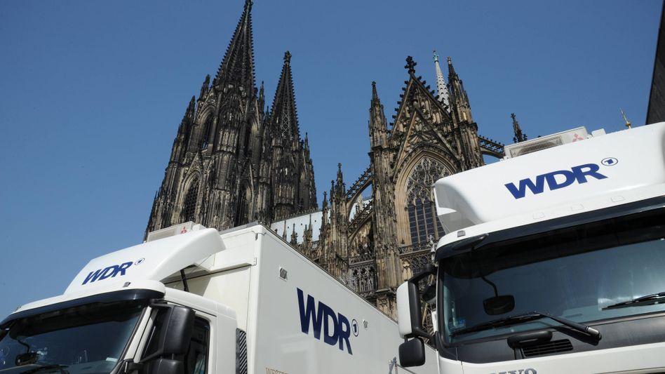 Der WDR steht in der Kritik