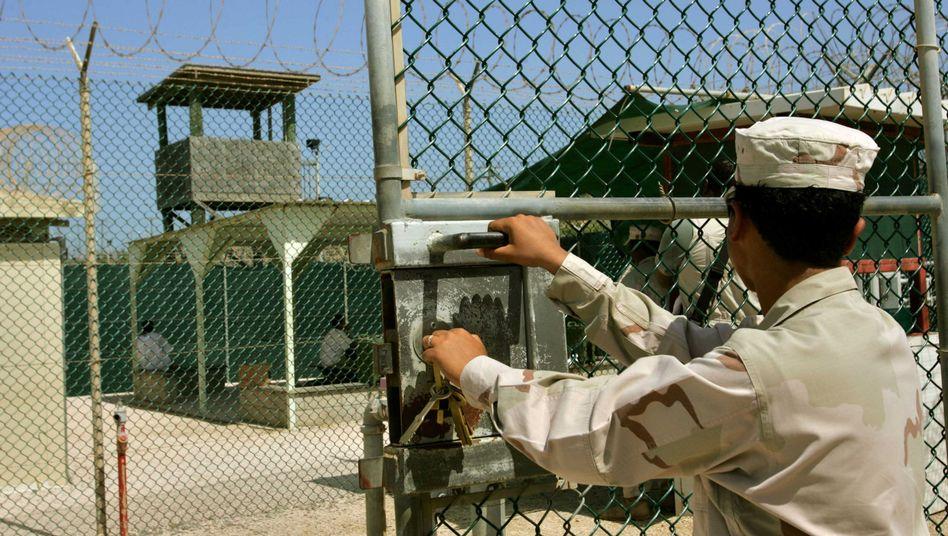 Gefangenenlager Guantanamo: Insasse Mohamedou Slahi will zurück nach Deutschland