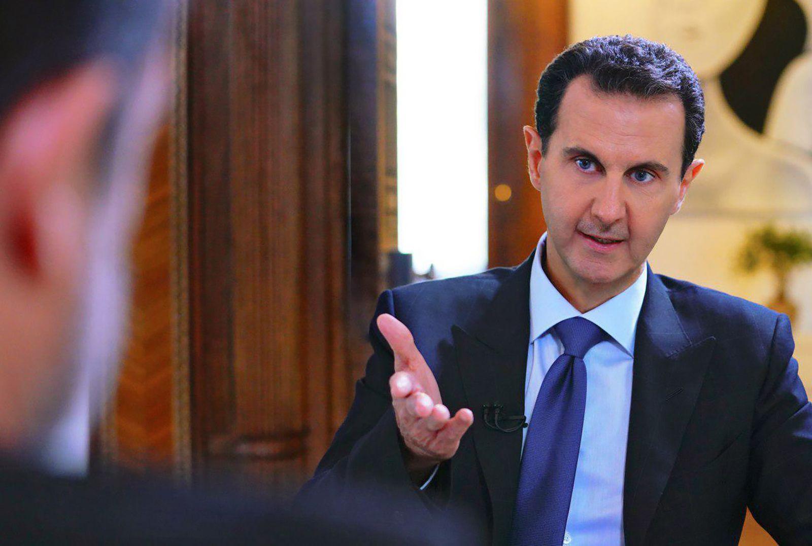 SYRIA-CONFLICT-MEDIA-ASSAD