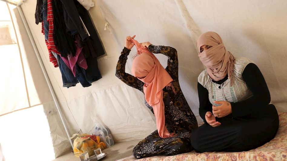 Geflüchtete Jesidinnen: Der IS nutzt die Versklavung zur Propaganda