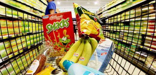 Euro-Verbraucherpreise sinken vierten Monat in Folge