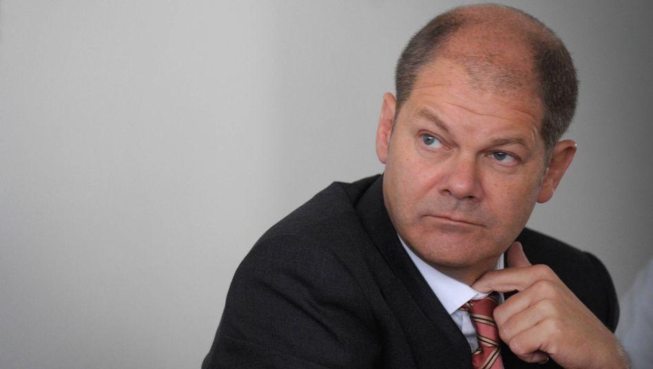 Zurück in die Hansestadt: Olaf Scholz soll künftig die Hamburger SPD führen