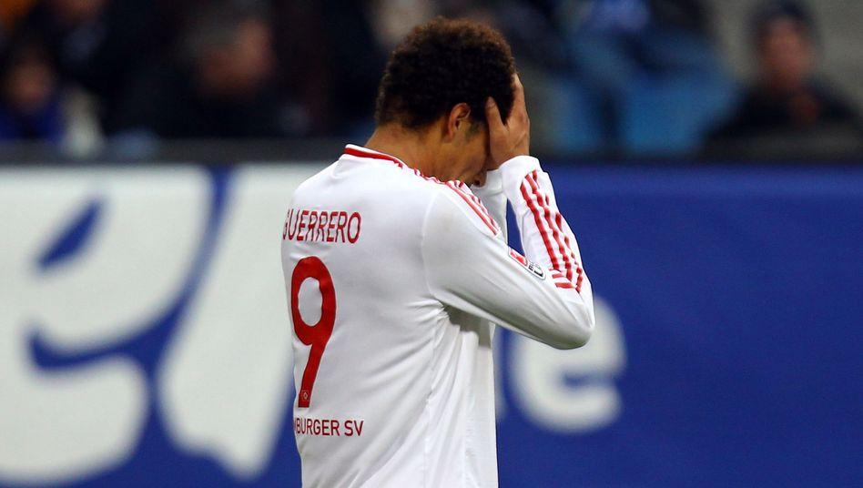 HSV-Profi Guerrero: Fans fordern schnelle Entschuldigung