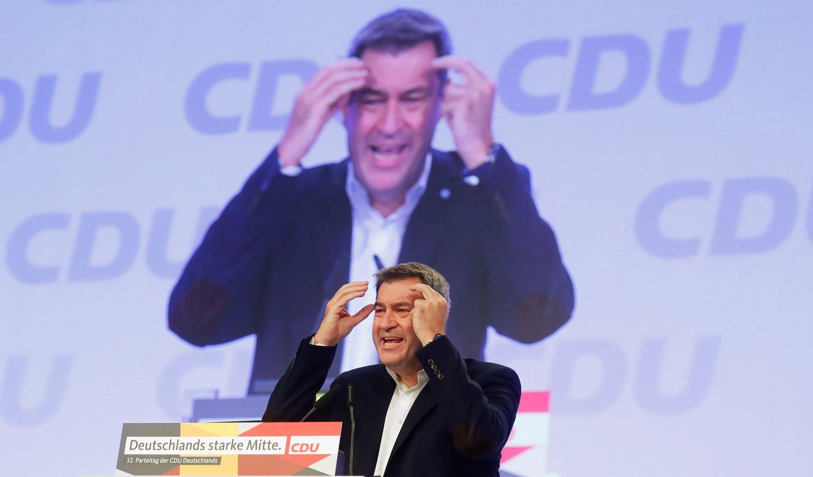 GERMANY-POLITICS-CDU/
