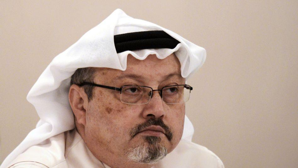 Ermordeter Journalist Jamal Khashoggi
