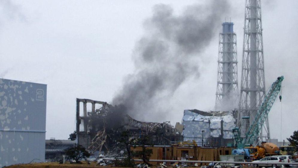 Fukushima: Sorge um Reaktor 3