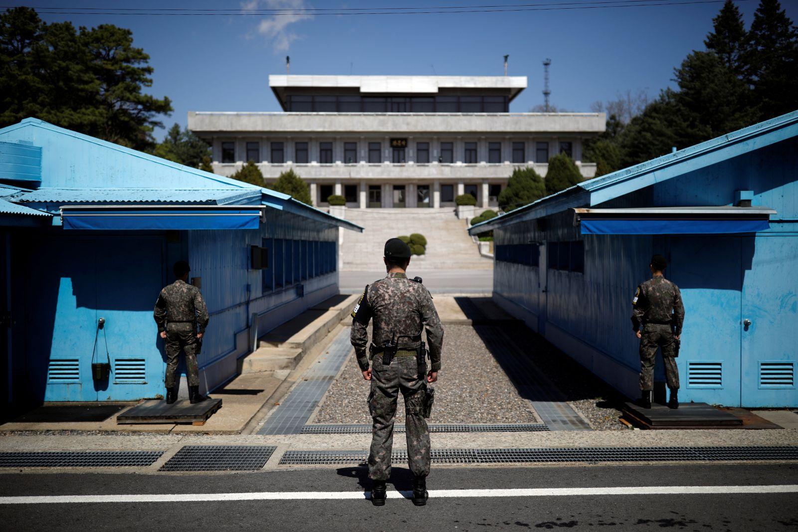 Nordkorea/ Panmunjom
